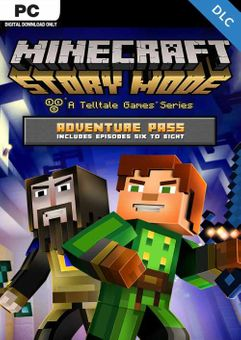 Minecraft: Story Mode - Adventure Pass PC - DLC
