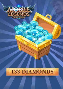 Mobile Legends 133 Diamonds