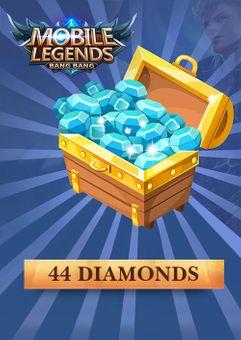Mobile Legends 44 Diamonds