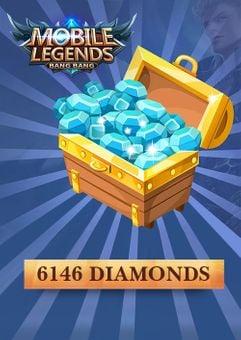 Mobile Legends 6146 Diamonds