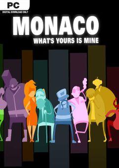 Monaco: What's Yours Is Mine PC (EU)