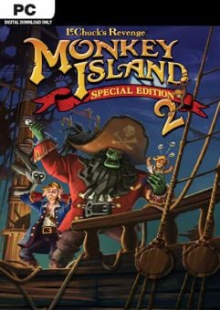 Monkey Island 2 Special Edition - LeChuck's Revenge PC