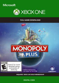 Monopoly Plus Xbox One (UK)