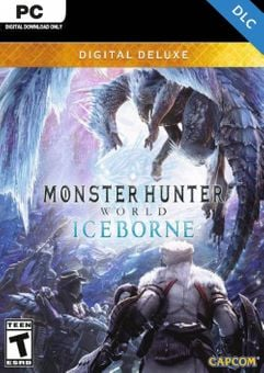 Monster Hunter World: Iceborne Deluxe Edition PC + DLC