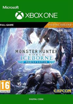 Monster Hunter World: Iceborne - Master Edition Deluxe Xbox One (UK)