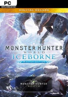 Monster Hunter World: Iceborne Master Edition Deluxe PC