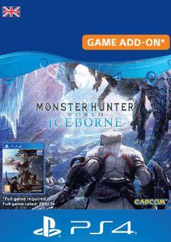 Monster Hunter World: Iceborne PS4 (UK)