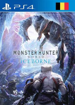 Monster Hunter World- Iceborne PS4 (Belgium)