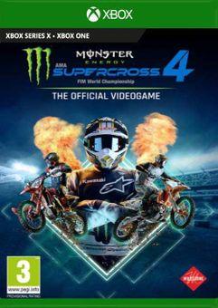 Monster Energy Supercross 4 Xbox One (UK)
