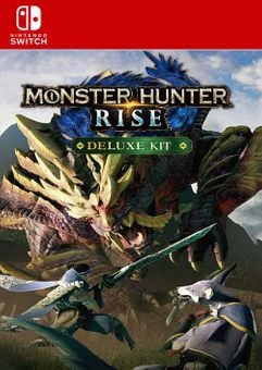 Monster Hunter Rise: Deluxe Kit Switch (EU)