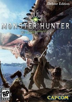 Monster Hunter World Deluxe Edition PC