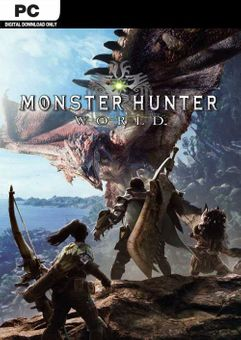 Monster Hunter World PC (EU)