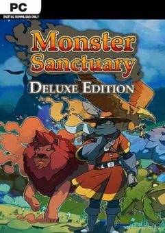 Monster Sanctuary Deluxe Edition PC