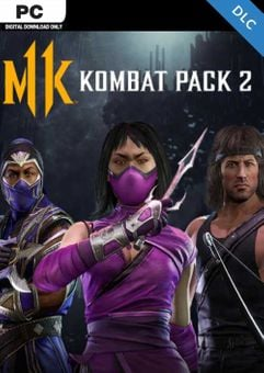 Mortal Kombat 11 - Kombat Pack 2 PC - DLC