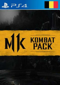 Mortal Kombat 11 Kombat Pack PS4 (Belgium)