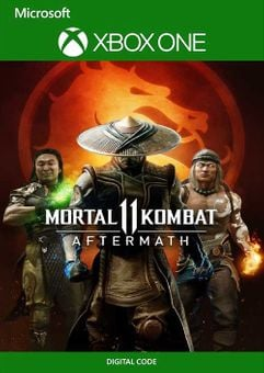 Mortal Kombat 11: Aftermath Xbox One (UK)