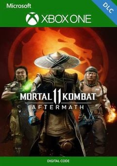 Mortal Kombat 11: Aftermath Expansion Xbox One (US)