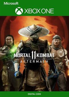 Mortal Kombat 11 Aftermath Xbox One (US)
