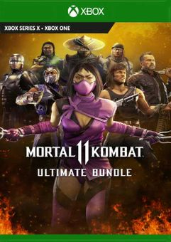 Mortal Kombat 11 Ultimate Add-On Bundle Xbox One (UK)