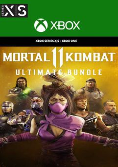 Mortal Kombat 11 Ultimate Xbox One / Xbox Series X|S (UK)