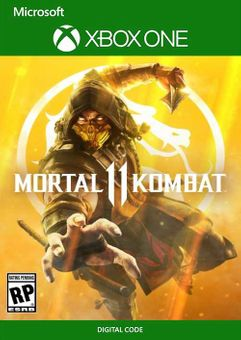 Mortal Kombat 11 Xbox One (US)
