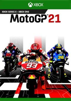 MotoGP 21 Xbox One (UK)