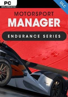 Motorsport Manager - Endurance Series PC - DLC