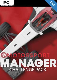 Motorsport Manager - Challenge Pack PC DLC
