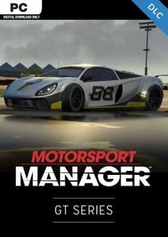 Motorsport Manager - GT Series PC - DLC