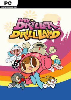 Mr. DRILLER DrillLand PC
