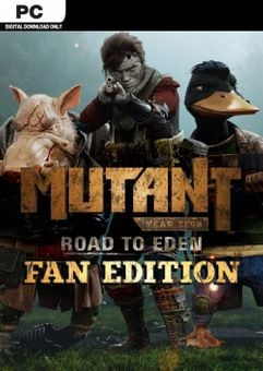 Mutant Year Zero: Road to Eden - Fan Edition PC