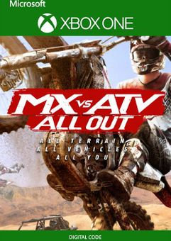 MX vs ATV All Out Xbox One (UK)