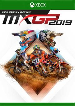MXGP 2019 - The Official Motocross Videogame Xbox One (UK)