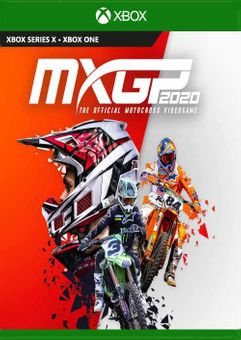 MXGP 2020 - The Official Motocross Videogame Xbox One (UK)