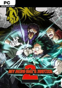 My Hero One's Justice 2 PC