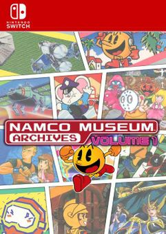 Namco Museum Archives Vol 1 Switch (EU)
