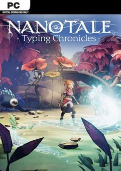 Nanotale - Typing Chronicles PC