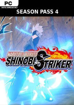 Naruto to Boruto: Shinobi Striker Season Pass 4 PC