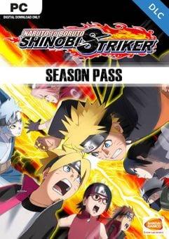 Naruto To Boruto Shinobi Striker - Season Pass PC