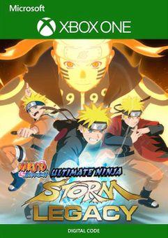 Naruto Shippuden: Ultimate Ninja STORM Legacy Xbox One (US)