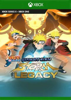 Naruto Shippuden: Ultimate Ninja Storm Legacy Xbox One (UK)