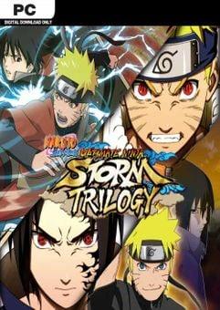 Naruto Shippuden: Ultimate Ninja Storm Trilogy PC