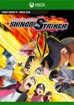 Naruto to Boruto: Shinobi Striker Xbox One (UK)