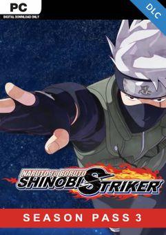 Naruto To Boruto Shinobi Striker Season Pass 3 PC