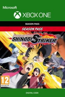 Naruto To Buruto Shinobi Striker Season Pass Xbox One