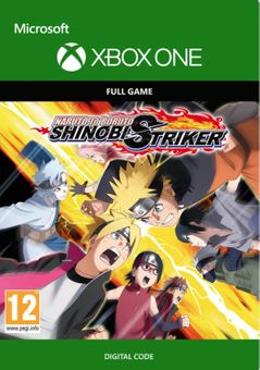 Naruto To Buruto Shinobi Striker Standard Edition Xbox One