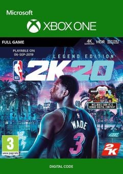 NBA 2K20: Legendary Edition Xbox One