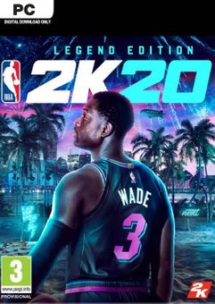 NBA 2K20 Legend Edition PC (US)