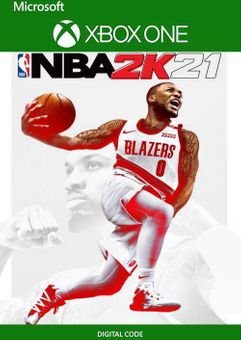 NBA 2K21 Xbox One (UK)