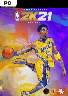 NBA 2K21 Mamba Forever Edition PC (WW)